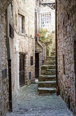In un borgo viveva ... di Cristina Rocca