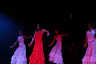 Photo: cygańskie wróżby: Małgorzata Gryczko, Małgorzata Matuszewska, Magdalena Faszcza i Małgorzata Wołyńczyk