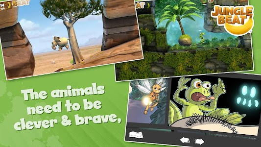 Jungle Beat screenshot 2