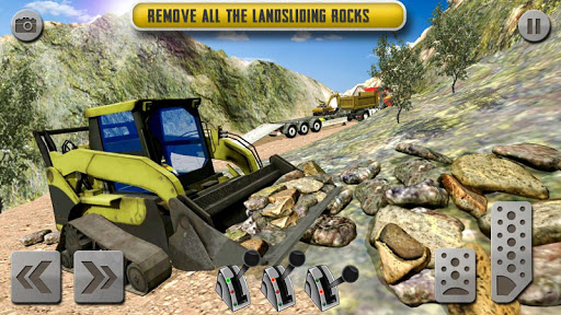Sand Excavator Truck Driving Rescue Simulator game 4.2 de.gamequotes.net 4