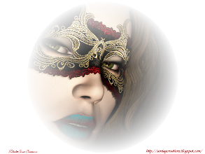 Photo: Mascarade Tube SoniaG Creations