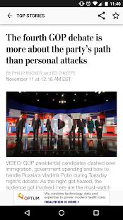 The Washington Post Classic- screenshot thumbnail