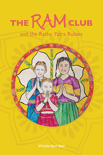 The RAM Club and the Ratha Yatra Rubies cover