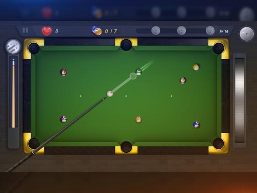 8 Ball Hero - relaxing billiards game painmod.com screenshots 6