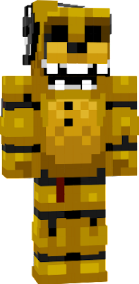 golden freddy | Nova Skin