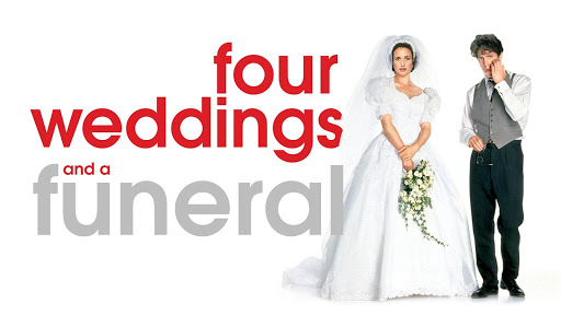 Funeral Blues Four Weddings And A