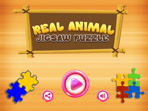 Animal Jigsaw Puzzles DayCare 1.0 screenshots 6