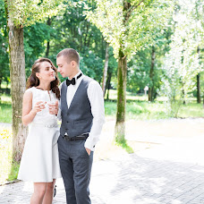 Wedding photographer Denis Ciomashko (Tsiomashko). Photo of 30.08.2017