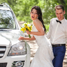 Wedding photographer Andrey Balkonskiy (Adrenaline). Photo of 20.12.2015
