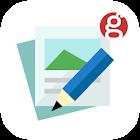 gooブログ 日記・写真を投稿!blogアプリ icon