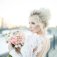 Wedding photographer Ekaterina Rusinova (rusinka). Photo of 25.03.2018