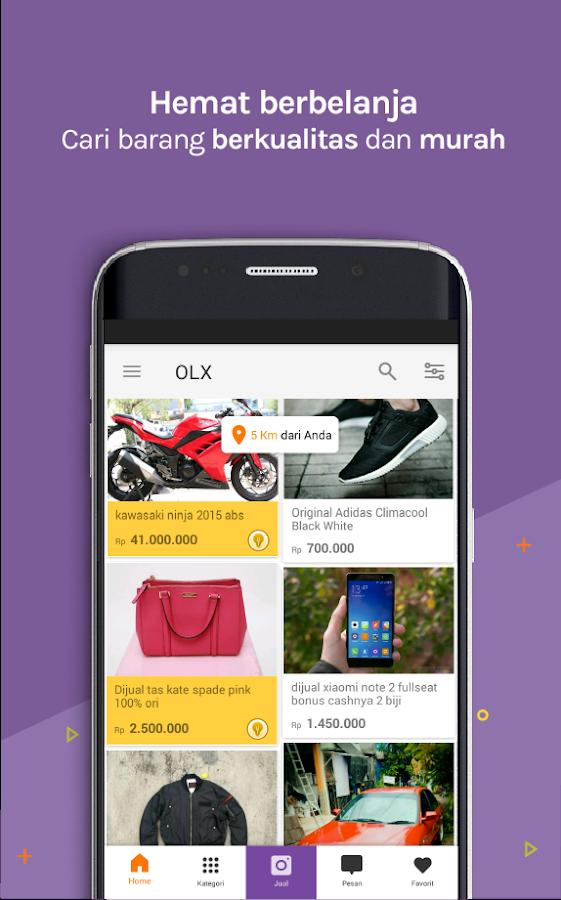OLX - Jual Beli Online - Apl Android di Google Play