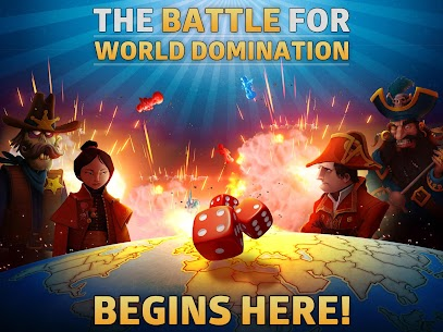 RISK: Global Domination Apk Mod (Tokens Infinito) 10