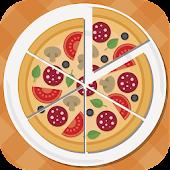 Slice Pizza - Fun Fruit Puzzle Game
