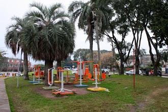 Photo: Marcas de la Memoria (26) Cooperativa Mesa 2, FUCVAM, Federación Cooperativas de Vivienda. Lugar de encuentro y resistencia. Coronel Raíz y Camino Casavalle.