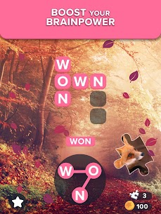 Puzzlescapes: Relaxing Word Puzzle Brain Game 6