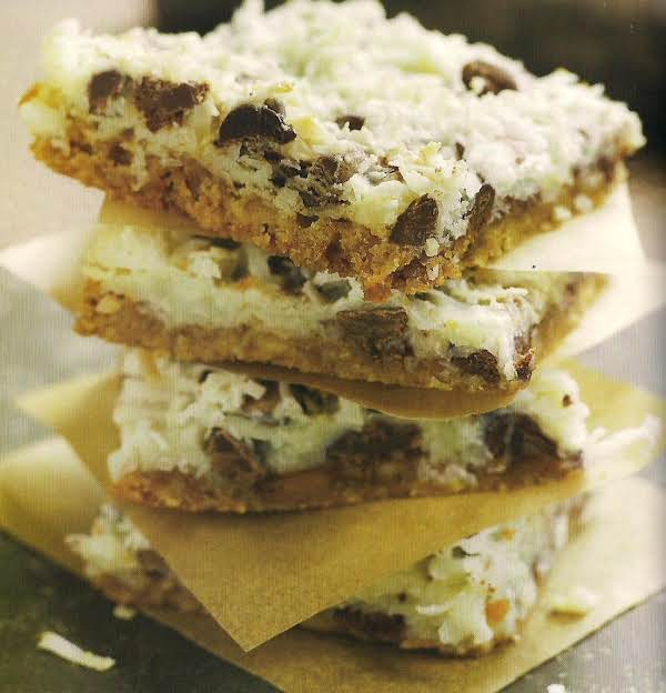Congo Bars By Fat Witch Bakery Recipe