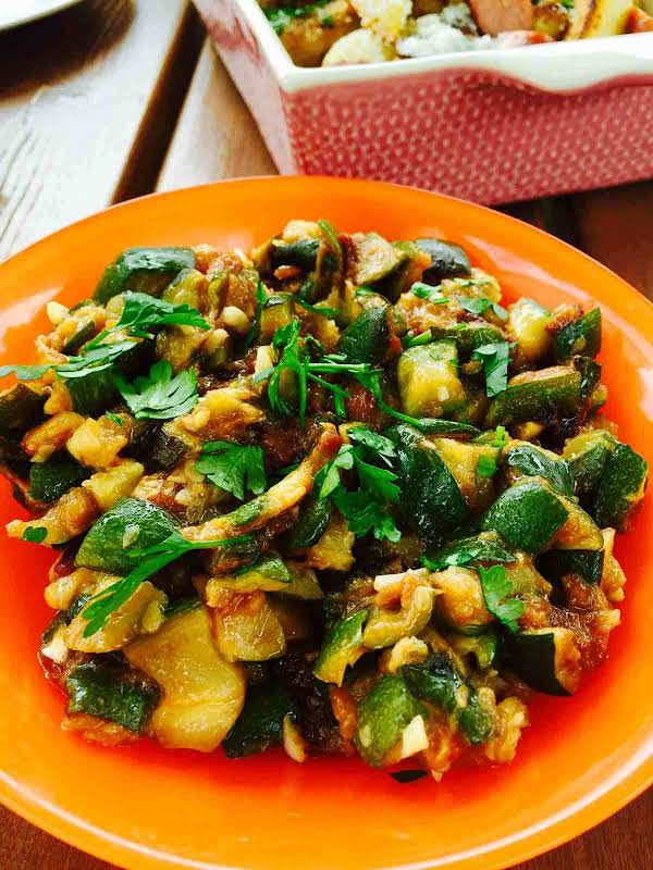 Best Ever Summer Courgette Salad Recipe