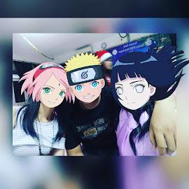 Team Konoha by Rudy Gunawan - Illustration Cartoons & Characters ( #anime #japan )