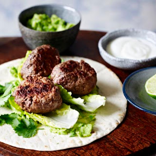 Beef Tortilla Wraps Recipe