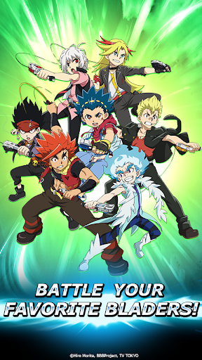 Beyblade Burst Rivals 1.2.2 screenshots 4
