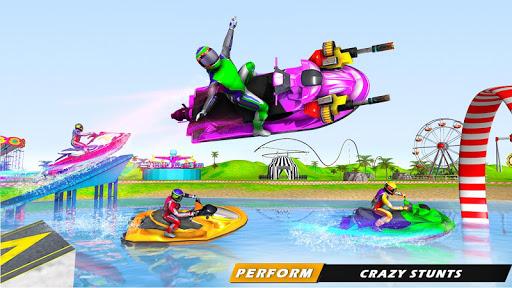 Jet Ski Racing Games: Jetski Shooting - Boat Games 1.0.16 screenshots 4