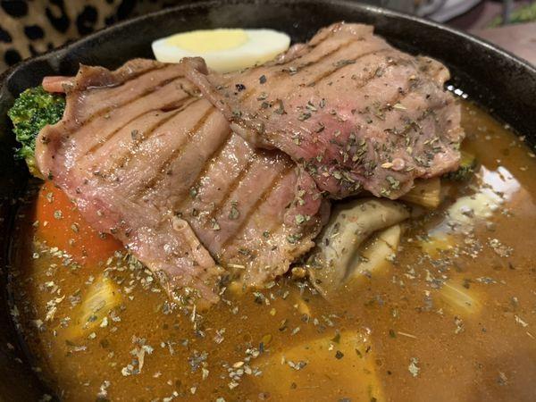 銀兔湯咖哩不一樣的吃法 品嘗濃郁的美味