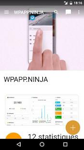 WPAPP.NINJA - náhled