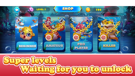 Fishing Casino - fishing games online 2019 casino screenshot 1