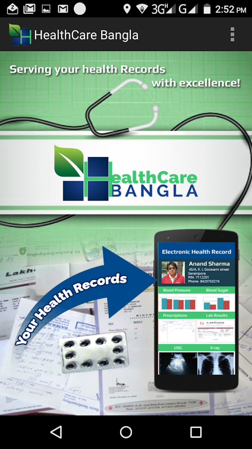thesis electronic health record and local Electronic medical record implementation in nursing practice:  a thesis submitted in partial fulfillment  but the ability of electronic health records to be .