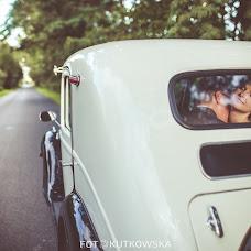 Wedding photographer Monika Kutkowska (fotokutkowska). Photo of 07.09.2017