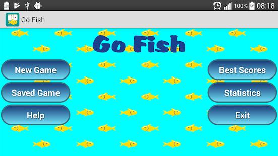 Go Fish - náhled