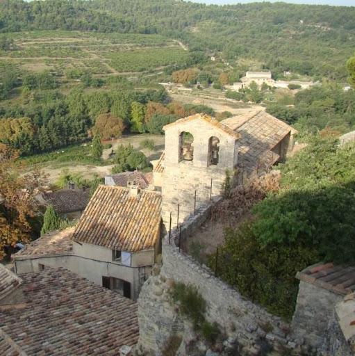photo de église de La Roques sur Pernes