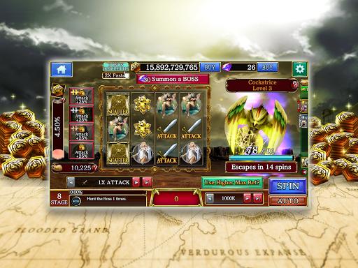 Phantom Chronicle Slots 1.1.0 screenshots 7