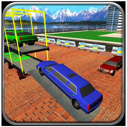 Transporter Truck Limo Car 3d file APK Free for PC, smart TV Download