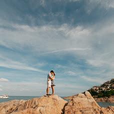 婚礼摄影师Cliff Choong(cliffchoong)。18.12.2018的照片