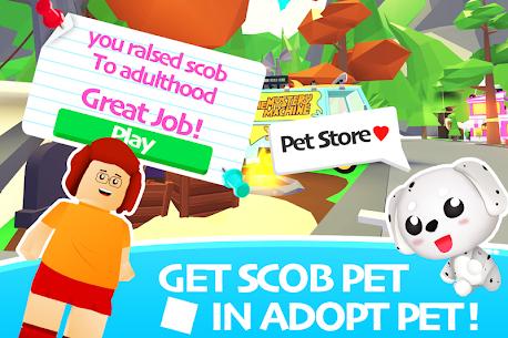 Adopt me Adventure Pet Run 1