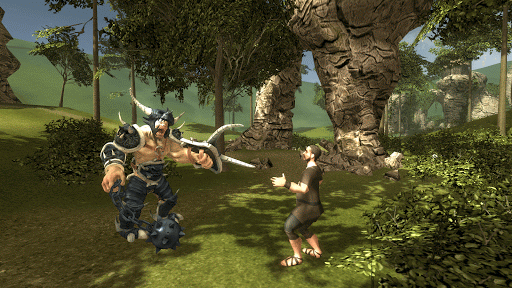 Darkness Warlord Simulation 3D