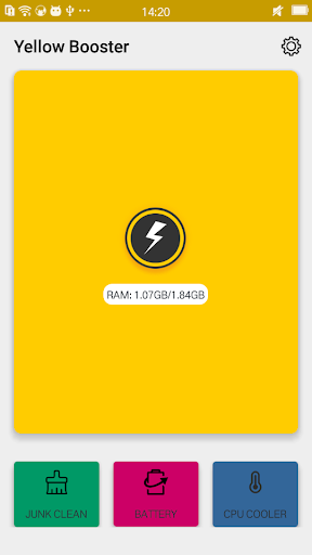 Yellow Booster– Clean & Boost for PC
