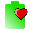 Healthy Battery Charging icon