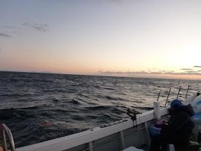 Photo: 天気バッチリ! 楽しく釣るぞー!
