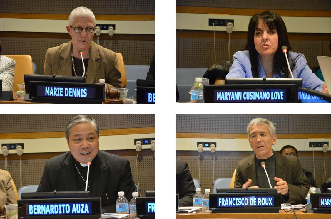 Các chuyên gia nghiên cứu, thúc đẩy và ủng hộ sứ điệp hòa bình của Đức Thánh Cha Phanxico