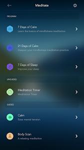 Calm - Meditate, Sleep, Relax v2.6.1