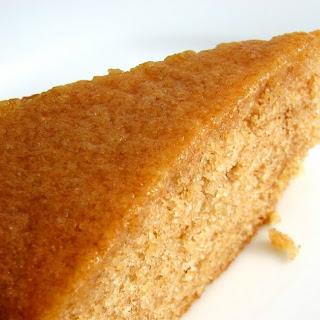 Whole Wheat Honey Cake.