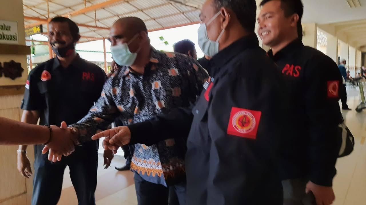 Perkuat Sinergisitas, Ketua DPP PAS Berkunjung ke Aceh