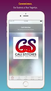 Cali Stitches - náhled