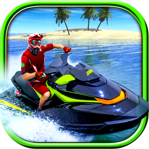 Water Powerboat Racing