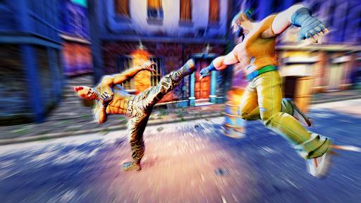 Street Warrior Ninja - Samurai Games Fighting 2020  screenshots 2