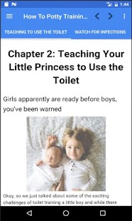 How To Potty Training Guide - náhled