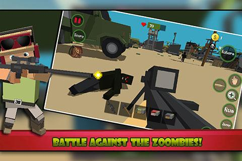 Pixel Gun 3D - War Evolved 2019  screenshots 3